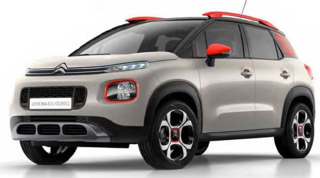 leasing citroen c3 aircross